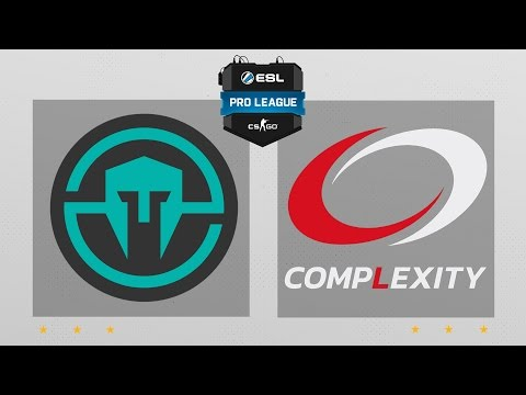 CS:GO - Immortals vs. compLexity [Cbble] Map 2 - ESL Pro League Season 5 - NA Matchday 22