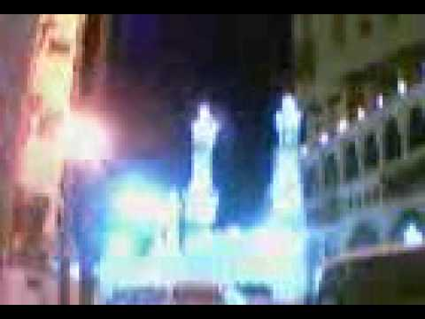 Strange Flying Object Over Haram Shareef, Mecca, Angel? Jinn?, Bird? video