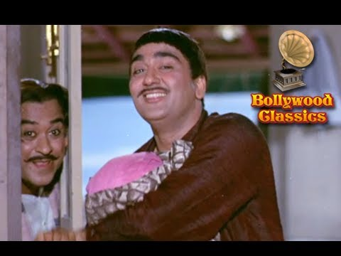 Mere Saamne Wali Khidki Mein - Padosan - Kishore Kumar Hit Song - R. D. Burman Songs video