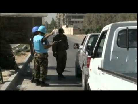 UN observers blocked from alleged Syria massacre site