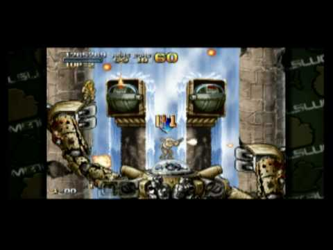Classic Game Room HD - METAL SLUG XX for Sony PSP review