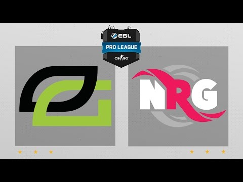 CS:GO - OpTic vs. NRG [Train] Map 2 - ESL Pro League Season 5 - NA Matchday 9