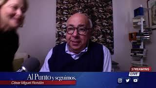 Al Punto y Seguimos con César Miguel Rondón. 21 de mayo de 2019