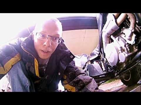 Polaris Outlaw Oil Change