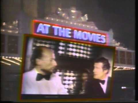 Special at The Movies With Siskel & Ebert - On The James Bond Films - Part 1 Of 2! video