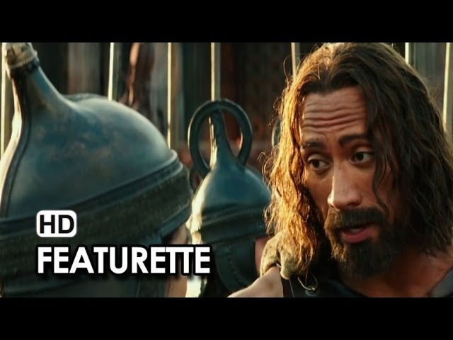 HERCULES - Il Guerriero Featurette Folli e Mercenari (2014) HD