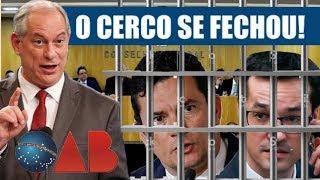 """Ciro Gomes e Presidente OAB """"Pedem a Cabeça de Sérgio Moro"""""""