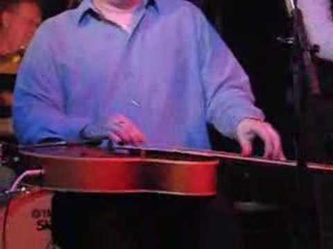 Jeff Healey Jazz Guitar Solo