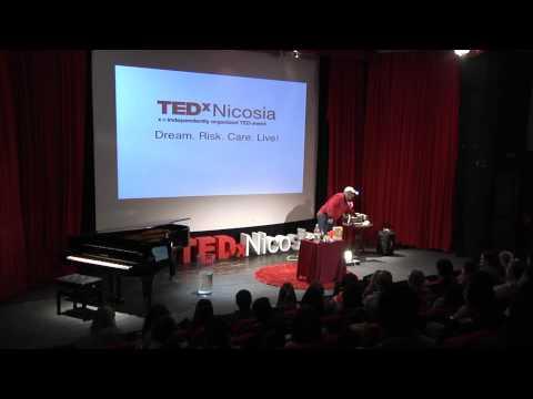 TEDxNicosia Viken Tavitian