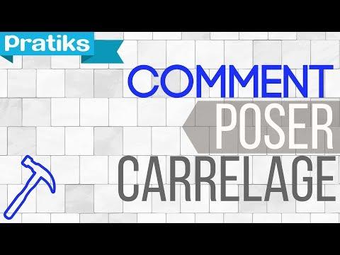 Comment poser du carrelage 2 4 la pose youtube for Carrelage monocouche algerie