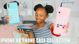iPhone XR phone case collection 2019