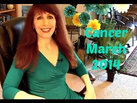 Cancer March 2014 Astrology Forecast