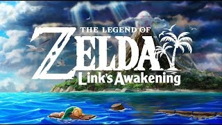 The Legend of Zelda  Link's Awakening - Tráiler