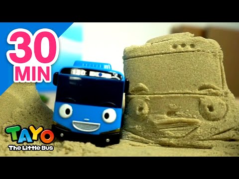 [Tayo's Toy Adventure] #01 Special Compilation (30mins)