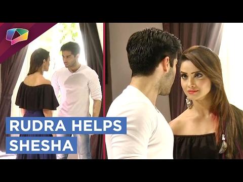Rudra And Shesha Plan Against Shivangi | Naagin 2 | Colors TV thumbnail