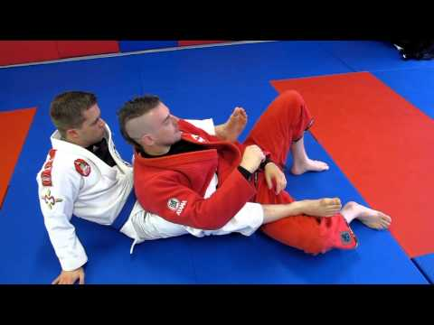 Back Mount Defense & Escape Image 1