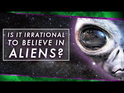 Is It Irrational to Believe in Aliens?   Space Time   PBS Digital Studios