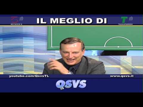 QSVS - I GOL DI FIORENTINA - JUVENTUS 0-1  - TELELOMBARDIA / TOP CALCIO 24