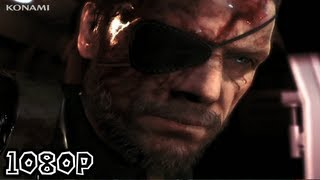 Metal Gear Solid 5 'The Phantom Pain Gameplay' GDC 2013 PS4 Trailer【HD】