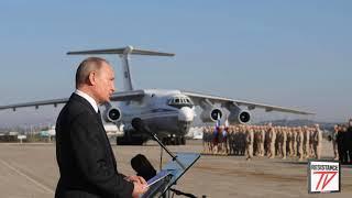 Rusia Podría Volver a Perder Siria Debido a los Ataques de Drones INVISIBLES de EEUU