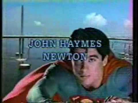 Superboy Season #1 - Opening titles (1988)