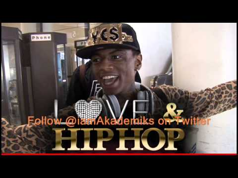 Soulja Boy & Ray J Join Love and Hip Hop Hollywood Cast!
