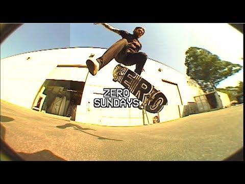 JS Lapierre & Dylan Jaeb game of skate | Zero Sundays - ep 16