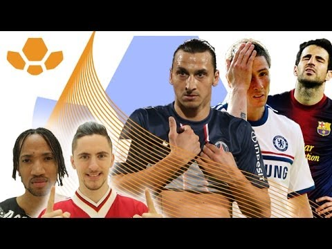 Ibrahimović Overrated!! Torres Sh!t!! Barca Banned!! | Comments Below