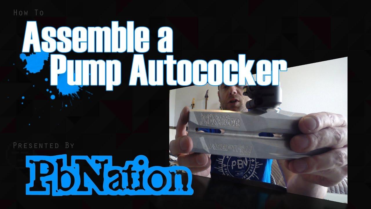 a Sniper Pump Autococker