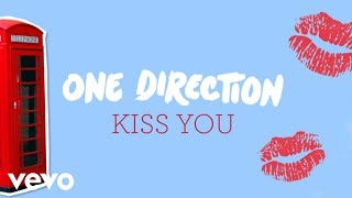 One Direction - Kiss You - OfficialMusic video by One Direction performing Kiss You.