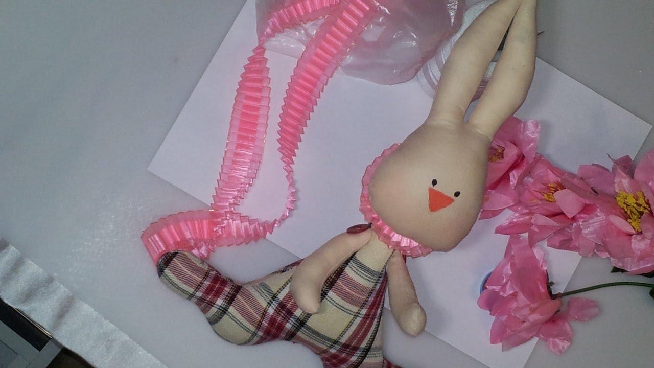 Как научиться сшить куклы 37