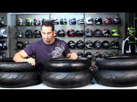 Pirelli Sportbike & Track Tire Guide at RevZilla.com