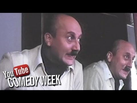 Best Comedy Scenes of Anupam Kher - Shola Aur Shabnam Jukebox...