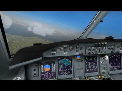Majestic Q400 Melbourne to Launceston on Vatsim