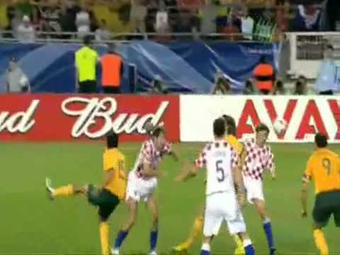 Australia vs Croatia World Cup 2006