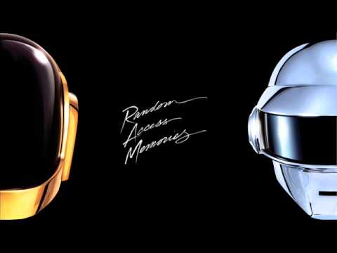Daft Punk- Random Access Memories 8