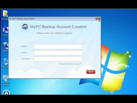 How to remove MyPC Backup (Uninstall Guide)