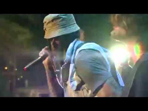 TRILOGY LIVE Gym Class Heroes Ft. Ryan Tedder - The Fighter