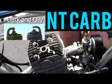 BikeBerry.com - How To Tune NT Carburetor for 48cc 50cc 66cc 80cc Bike Engine Kit