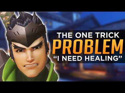 """Overwatch: The """"One Trick"""" Problem"""