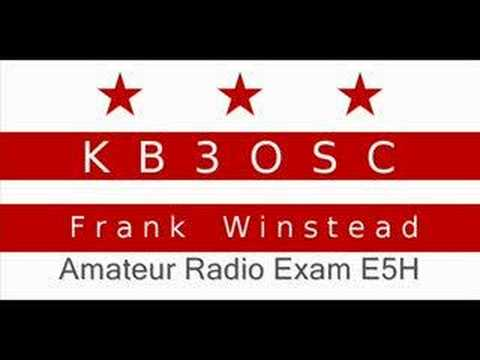 Amateur Radio Extra Exam Prep E5H