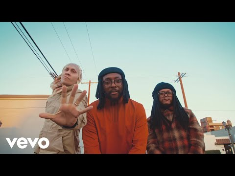 The Black Eyed Peas - 4EVER ft. Esthero