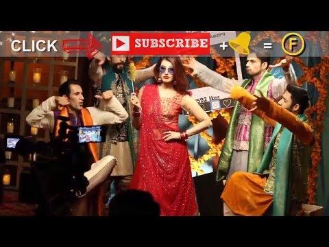Parchi Movie Song Billo Hai - Behind the Scene