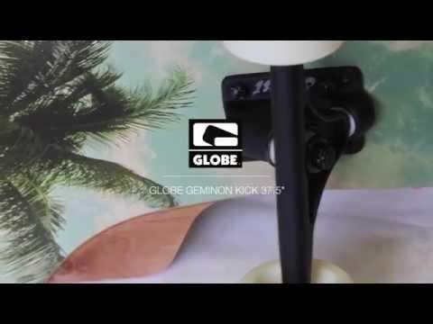 Globe Geminon Kick - Longboard Complète