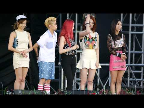 fx DMZ 세계평화콘서트 2013 DMZ World Peace Concert 2013 08 03 1080p 60f