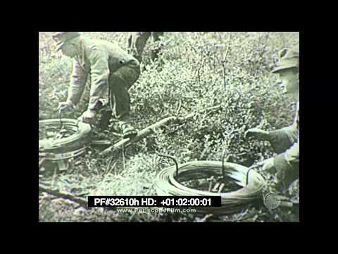 German From Finland to Murmansk, Operation Silver Fox, WWII 32610h HD