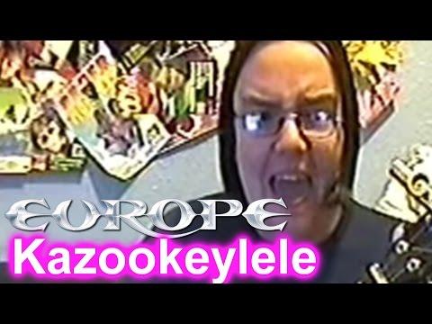Kazookeylele - Ukulele - The Final Countdown - Pockets - Stuart...