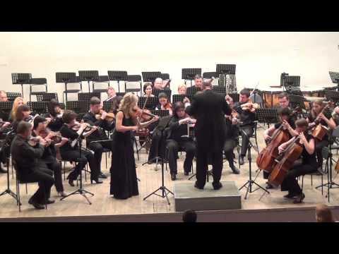 MAKRIS  Viola Concerto (2 mov.)