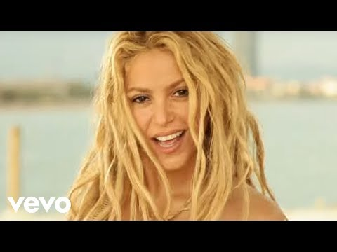 Shakira - Loca (Spanish Version) ft. El Cata klip izle
