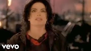 Michael Jackson  Earth Song Official Video